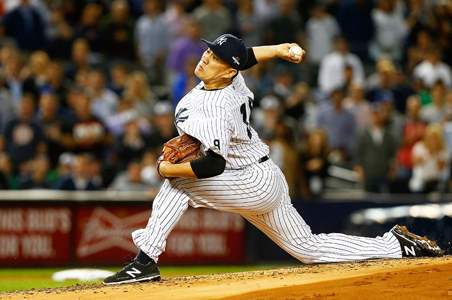 年俸総額276億円、1勝あたり3億円!?ヤンキースの「金で勝つ」スタイル。<Number Web> photograph by Getty Images