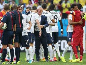 """ドイツ対フランスは「蛇とマングース」?個性が逆転した""""天敵""""同士の激突。"""