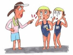 学校のプールでの「日焼け止め禁止」に賛成? 反対?