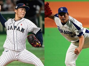 昌&由伸のWエースに浩二、功児。「山本」姓の名選手率が妙に高い。