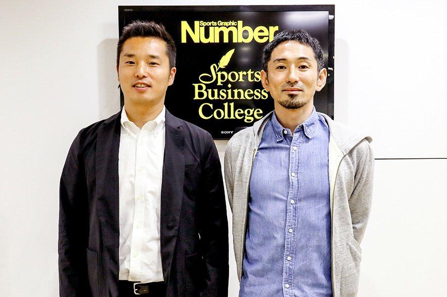 「スポーツベンチャーのトキワ荘を!」為末大が池田純に熱弁した起業家の夢。<Number Web> photograph by Kiichi Matsumoto
