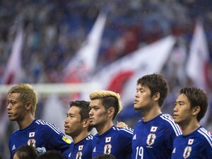 本田&酒井宏の右サイド2人攻略計画。W杯本大会用の戦術が着々と進行中。
