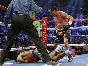 あのパッキャオが失神した衝撃KO。2010年代最高のファイトと疑惑。