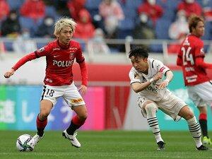 """風間フロンターレに憧れたからこそ… 小泉佳穂は「レッズを質の高いチームに」王者に""""0-5の雪辱""""を果たしてタイトルを"""