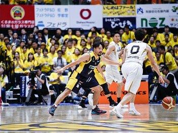 Bリーグの決算。~プロリーグとしての形が整ってきた日本バスケットボール界~<Number Web> photograph by Yuki Suenaga