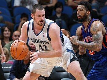 「30-30」を達成したラブの次なる目標とは。~NBA28年ぶりの快挙と3つの教え~<Number Web> photograph by NBAE/Getty Images