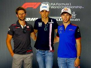 F1最大勢力に舞い戻ったフランス人。10年ぶり母国GPにアレジも感動。