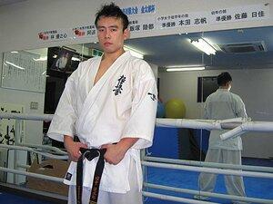 田中健太郎/極真会館 「最強の空手家の侘しい食卓」