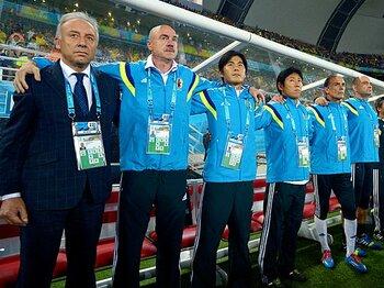 <ザックファミリーが明かす> ニッポンへの感謝と期待と贖罪。<Number Web> photograph by AFLO