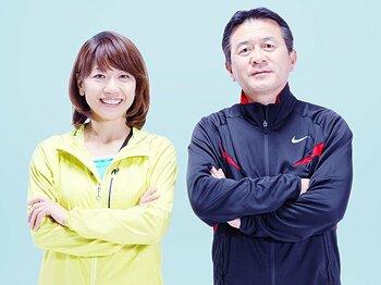<フルマラソンのレジェンドが語る> 瀬古利彦×高橋尚子 「達人のマイ・ルール教えます」<Number Web> photograph by Yasuyuki Kurose