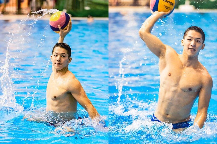 「誰も僕を止められない。そんな世界一のプレーヤーに」水球・稲場悠介が見据える東京五輪の目的とは