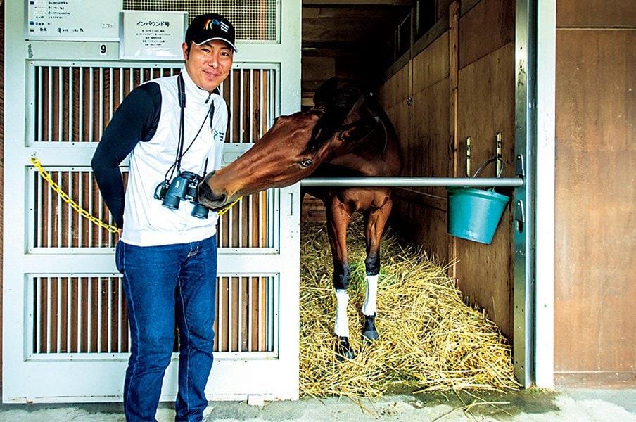 開成→東大→なぜ競馬の調教師?林徹「学歴に興味ないですから」<Number Web> photograph by Kiichi Matsumoto