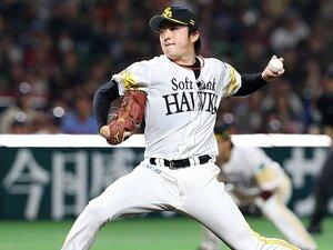 ホタテ漁からSB「勝利の方程式」へ。今季ブレーク必至の若手・飯田優也。