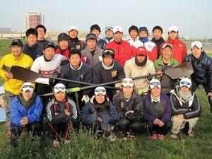 早稲田大学漕艇部/ボート 「春の風物詩・早慶レガッタに挑む」
