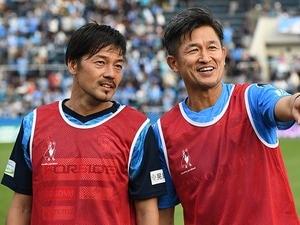 """松井大輔39歳が語る""""同世代の引退""""と""""年齢という敵""""「カズさんがいなければ、とっくに引退している」"""