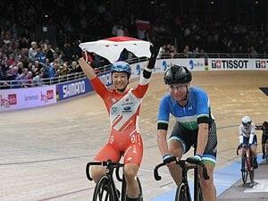 自転車世界選手権オムニアムで快挙!筑波大・梶原悠未、金メダルへの道。