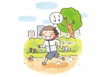 <私と旅ラン> たかぎなおこ 「宇都宮では餃子を、高知ではカツオを」<Number Web> photograph by Naoko Takagi