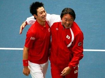 デ杯クロアチア戦敗退と、代表に走った更なる衝撃。~テニス日本代表監督の辞任~<Number Web> photograph by Hiroshi Sato/Mannys photography