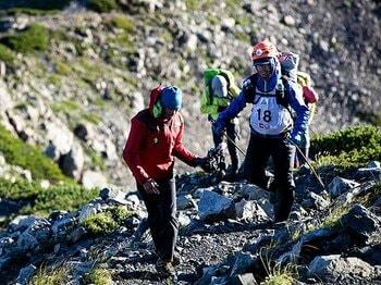 スポーツドキュメンタリーの作法とは。山岳レースと選手、取材者の距離感。<Number Web> photograph by Sho Fujimaki