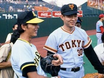 """小林繁の死去に際して、""""謝罪する江川""""に違和感アリ。<Number Web> photograph by Chihiro Okubo"""