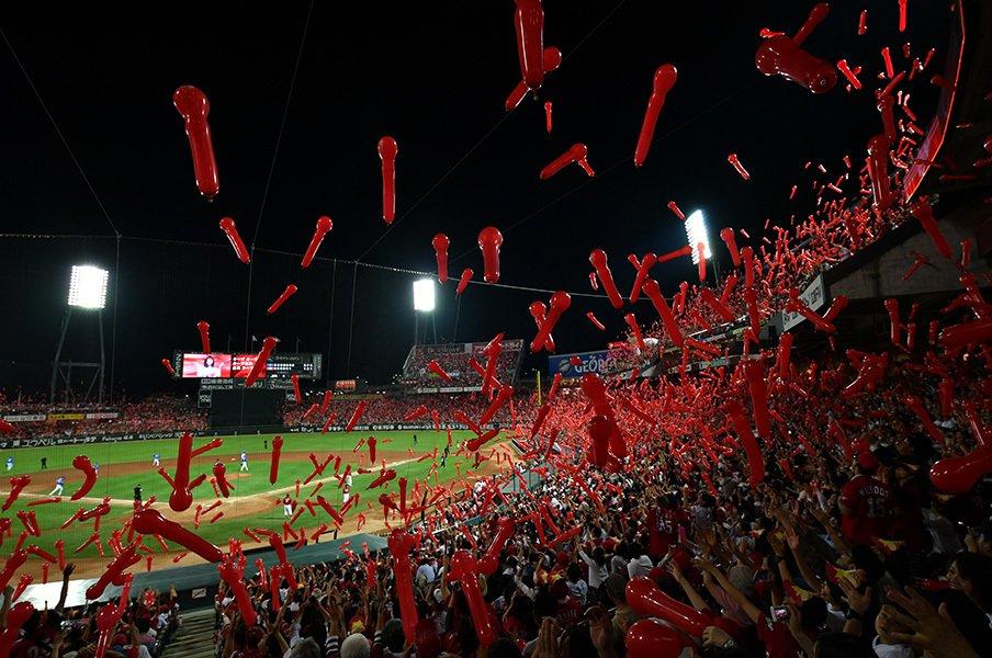 カープ松田オーナーに学んだこと。池田純が考える人気球団経営の秘策。<Number Web> photograph by Hideki Sugiyama