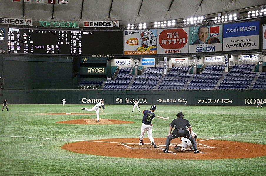 CS中止ならシーズン143試合は可能。プロ野球開幕は4月3日か10日までに ...