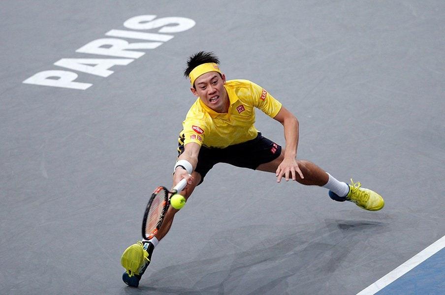 最新のランキングで、ツォンガは世界13位。決して弱い相手ではないが、錦織圭にとっては残念な敗退となった。