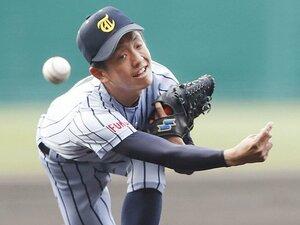 東海大福岡・安田大将に頭が下がる。120kmのボールで打者を崩す緩急の妙。