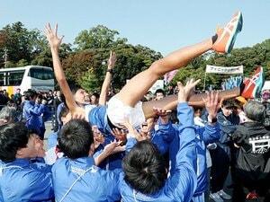 今季の箱根は3強体制になるのか。全日本を制した神奈川大の本音は?