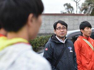 帝京大・中野監督の葛藤と危機感。「来年の箱根駅伝は想像できない」
