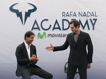 ナダルやセリーナの関係者が続々と。欧州テニスの最先端育成システム。<Number Web> photograph by AFLO