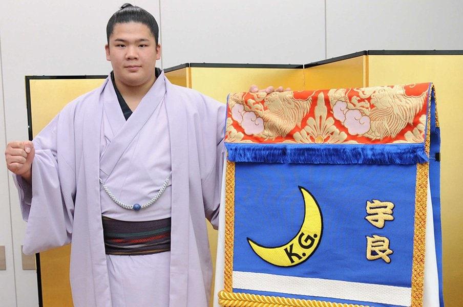 """学生相撲出身力士と中卒力士との違い。""""相撲力""""とは……一体何なのか。<Number Web> photograph by NIKKAN SPORTS"""