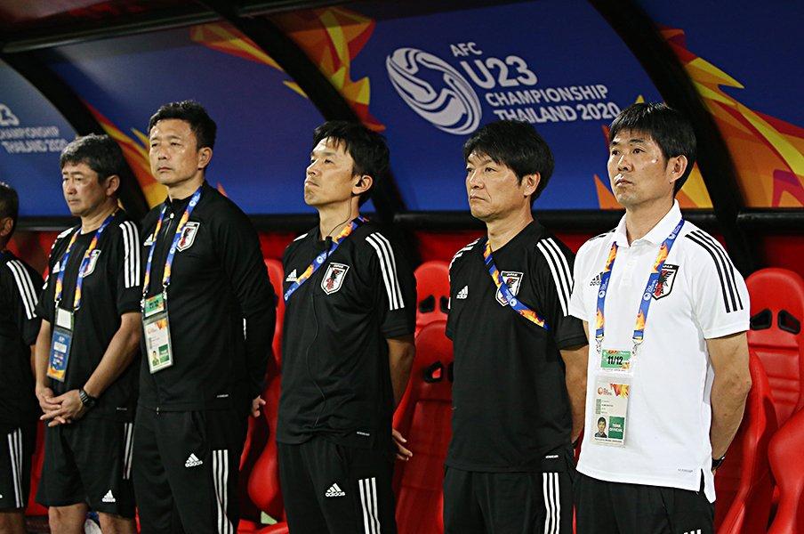 トルシエがU-23日本代表に失望……。「選手達の野心のなさには驚いた」