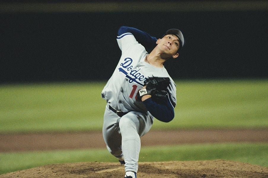 こんな時だからこそ思い出す1995年の野茂英雄と野球の力。<Number Web> photograph by Koji Asakura