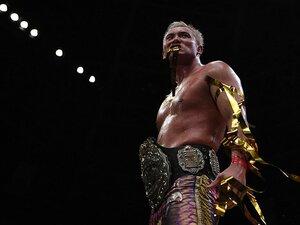 """オカダ新記録戦は""""つまらない男""""と。「上から目線」のIWGP王者の自信。"""