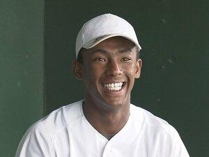 《中日1位指名》大学3年まで無名だったブライト健太(上武大4年)、一塁まで「全力ケンケン」した都立高時代のある試合