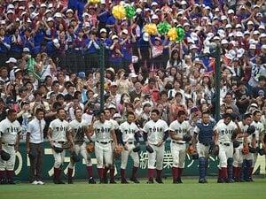"""甲子園の代打本塁打が激増している!?原因は""""プロ化""""と""""格差""""の進行か。"""