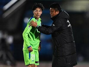 """齊藤未月と神谷優太は17歳&18歳。湘南の若手を伸ばす""""チョウイズム""""。"""