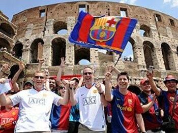 「弱者が勝てない」CLに見たサッカーの明るい未来。<Number Web> photograph by Getty Images