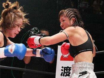 格闘技界を席巻するニューストリーム。キーワードは「10代・女子・高校生」。<Number Web> photograph by Susumu Nagao