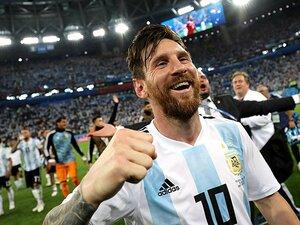 メッシに笑顔と切れ味が戻った!「アルゼンチン人でいるのは最高」