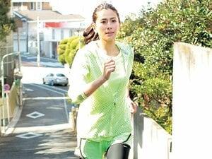 <マラソン特別講義> 長谷川理恵 「女性ランナーブームの火付け役」