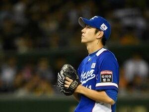 韓国人初の日本球界2ケタ勝利を!ロッテのイケメン投手、イ・デウンの夢。