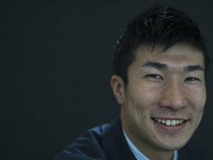 日本人初の9秒台。NumberMVPを勝ち取ったその足は扁平足だった!?