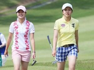 10代アマが女子ゴルフに旋風を巻き起こす。~勝、森田ら躍進の理由とは?~
