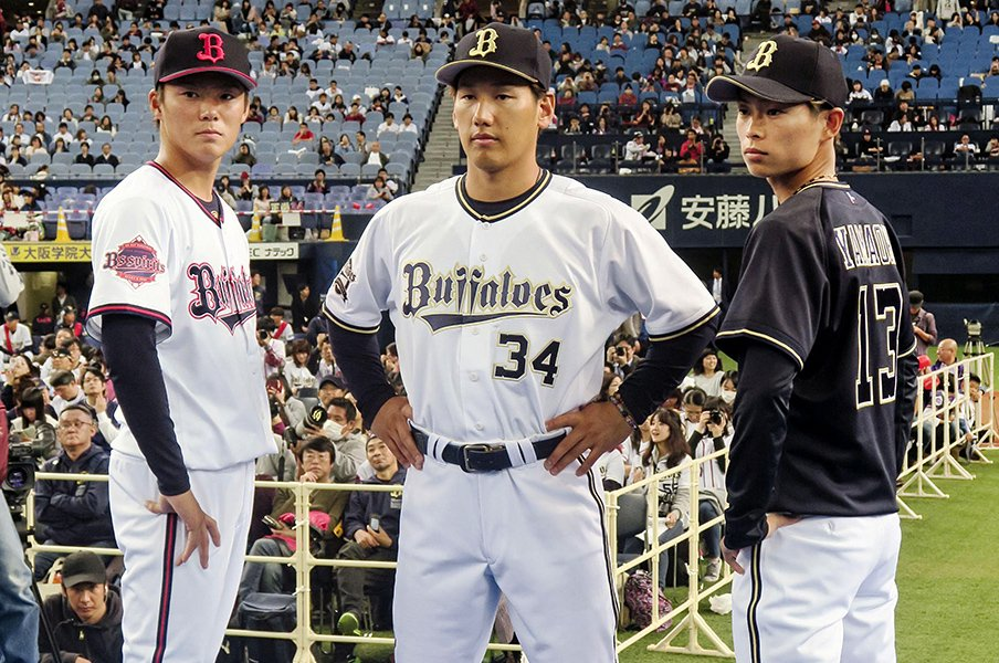 投高打低の1年だったオリックス。西村新監督体制でブレイク候補は?<Number Web> photograph by Kyodo News