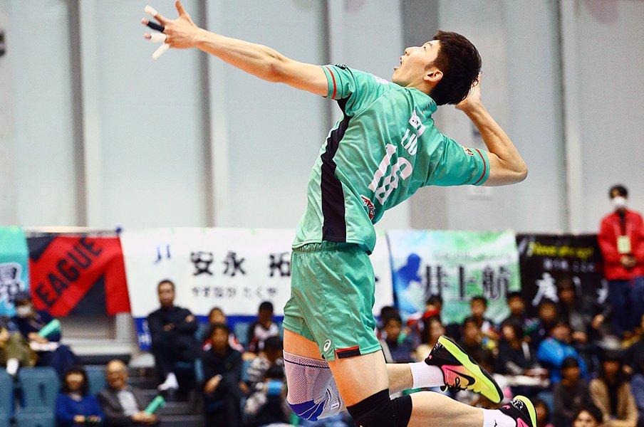 Vリーグ、新設アジア枠の面白さと日本人プレーヤー育成のジレンマ。<Number Web> photograph by JT