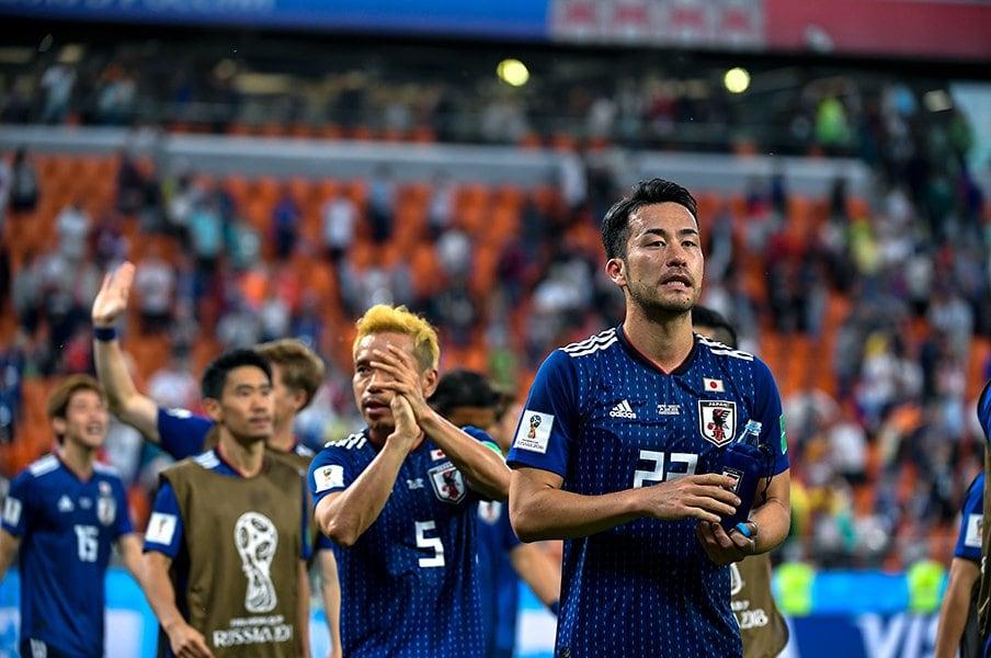 本田「これが自分たちのサッカー」日本を強くした提言&まとめループ。<Number Web> photograph by Takuya Sugiyama/JMPA