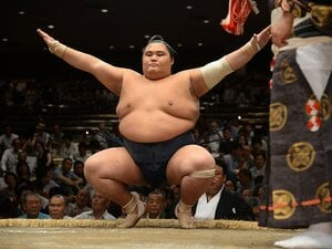 勝っても負けても、完全燃焼の20秒。前頭4枚目舛ノ山、相撲人生の刹那。