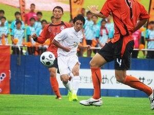 屋久島出身初のJ1・J2選手になる!神村学園・高橋大悟が駆け抜けた夏。